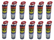 12x WD-40 500ml SMART STRAW Kontaktspray Kriechöl...