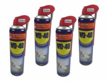4x WD-40 500ml SMART STRAW Kontaktspray Kriechöl...