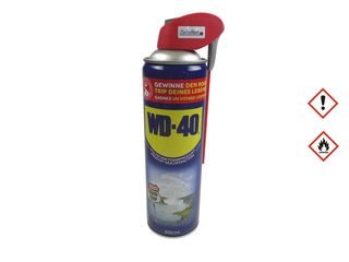 1x WD-40 500ml SMART STRAW Kontaktspray Kriechöl Sillikonfrei WD40