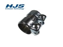 3 x Auspuffschelle für verschiedene PKW Auspuff Montageschelle VAG Ø 60,5 mm