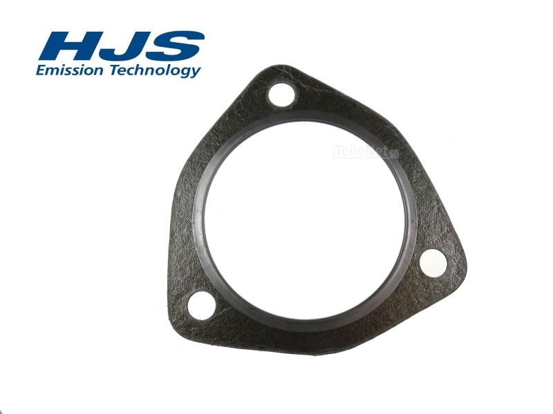 Auspuff Flansch Reparatur Rohr 63,5 mm Abgasrohr HJS 82007064 für BMW M3