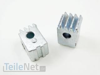 Links O Rechts Mercedes Vito W638 Armlehne Reparatur Set Ersatz Teil Metall 2X